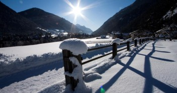 Wintersport im Tiroler Oberland