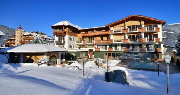 Winter im Mirabell Dolomiten Wellness Hotel